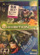 XBox Exhibition Demo Disc for Xbox Volume 1 (Microsoft Xbox, 2002) Complete CIB