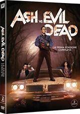 Dvd Ash Vs Evil Dead Stagione 1 (2 DVD) .......NUOVO
