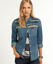 Superdry Women's Cotton Tops & Shirts