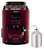 Krups EA816570  Cafetera automática 15 bares de presión pantalla LCD  3 niveles