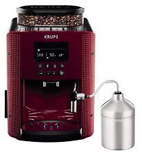 Krups EA816570 Coffee Maker Automatic 15 bar of Pressure Screen LCD 3 Levels