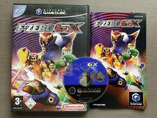F-Zero GX (Nintendo GameCube, 2004) Juego de GameCube en OVP Estado Aceptable