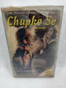 Brand New Sealed Chupke Se Songs Cassette Tape Lakhbir Singh Lakha Bollywood