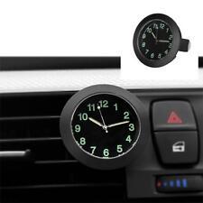 Clock Car Quartz Auto Watch Interior Luminous Decoration Mini Digital Air Vent-1