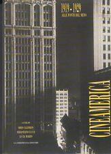 CINEMA Cineamerica 1919-1929. Alle fonti del mito