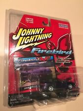Johnny Lightning 2002 Purple Pontiac Firebird Trans Am WS6 Die-Cast 98-02 1:64