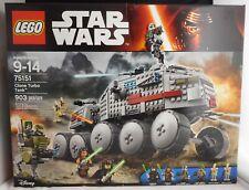 LEGO 75151 Star Wars Clone Turbo Tank - Episode II Clone Wars NEW SEALED RETIRED