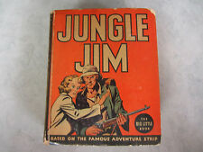 Jungle Jim #1138 Big Little Book ~ Alex Raymond ~ (1936) Whitman