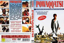 DVD - POWAQQATSI - Francis Ford COPPOLA y George LUKAS Consejos- 95 mínimo