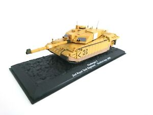 Challenger 2 UK  1/72 VEHICULE MILITAIRE CHAR - ARMY MILITARY TANK WW2 -A7