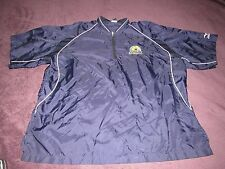 AUTHENTIC MIZUNO PLAYER ISSUED CAZENOVIA COLLEGE BASEBALL BATTING PRACTICE SHIRT