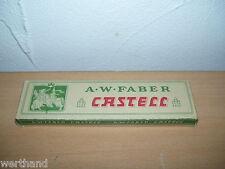 schöne alte A.W. Faber Castell Schachtel 9101