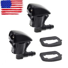 2pcs New Windshield Wiper Washer Nozzle Spray Jet For C Acadia Saturn Outlook