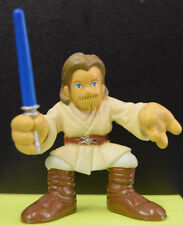 Star Wars Galactic Heroes Obi-Wan Kenobi Long Hair 2004 Loose