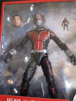 "Marvel Legends 6"" MCU Studios the First Ten Years Ant-Man w/Paul Rudd Head New"