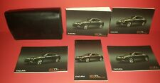 12 2012 Acura TL Owners Manual w/ Navigation