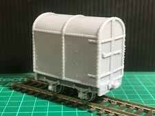 More details for gn15 narrow gauge welsh  gunpowder wagon - short with wheels