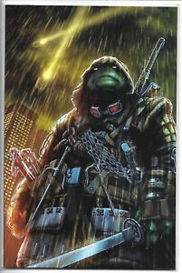 TMNT THE LAST RONIN #2 STAN YAK COLOR VIRGIN *LTD 500!* NM+ 🔥