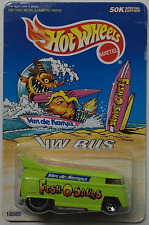 "Hot Wheels - VW Drag Bus ""Van de Kamp´s - Fish-O-Saurs"" Neu/OVP"