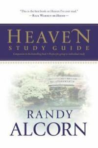 Heaven Study Guide , Alcorn, Randy