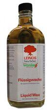 Leinos Flüssigwachs (mit integrierter Grundierung) 342 250 ml