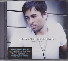 ENRIQUE IGLESIAS - GREATEST HITS - CD - NEW -