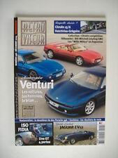 RETROVISEUR 196 JAGUAR EV12-VENTURI-TRACTION 15/6-HOTCHKISS GREGOIRE-ISO FIDIA