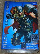 SDCC 2010 EXCLUSIVE THOR AGES OF THUNDER ACTION FIGURE