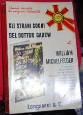 MICHELFELDER - GLI STRANI SOGNI DEL DOTTOR CAREW - 1967