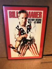 Bill Maher - Victory Begins At Home (DVD, 2004)