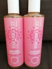 2 x Farmologie Pink Grapefruit Bath Soak - Dermatologist Approved 250ml New
