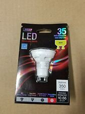 Bulb Led Gu10 Mr16 Dimmable 5w,No BPMR16/GU10/LED,  Feit Electric, 3PK