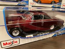 Maisto 1:18 Scale Special Edition Diecast Model - 1962 Chevrolet Bel Air