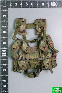 1:6 Scale DAM 78080 US Marine Gunnery Sergeant Crews - LBV88 Load Bearing Vest