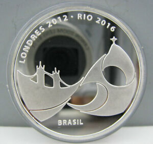 London 2012 to Rio 2016  Olympic Commemorative Coin