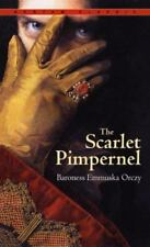 The Scarlet Pimpernel by Orczy, Baroness Emmuska