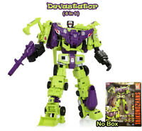 Transformers Devastator 6 In 1 Action Figure Engineering Truck Robot 30CM NO BOX
