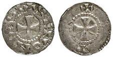 CHAMPAGNE - COMTÉ DE SENS - RENAUD II (1012-1055) Denier anonyme