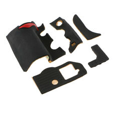5 Pieces Grip Rubber Unit Replacement for Nikon D700 Front Rear Side Cover