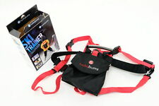 New listing Lucky Bums Youth Ski Trainer Grip'n Guide Handle Leashes & Backpack Black/Red