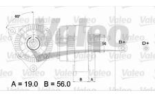 VALEO Alternador para CITROEN SAXO XSARA BERLINGO ZX PEUGEOT 106 PARTNER 306