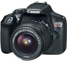 Canon EOS Rebel T6 Digital SLR Camera Kit with EF-S 18-55mm f/3.5-5.6 is II Len