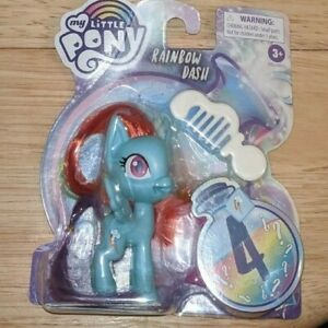 """MY LITTLE PONY Life Potion Reveal 3"""" RAINBOW DASH Figure Toy with Accessories"""