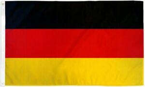 3x5 Germany Flag German Country Banner Deutschland Pennant New Indoor Outdoor