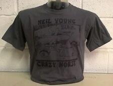 Neil Young Zuma 'charcoal' T-Shirt