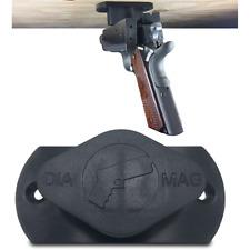 Gun Magnet w/ Adhesive Backing |DiaMag 35lbs Magnet