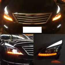 Front Headlight Assembly LED Xenon Light Refit For Nissan Teana/Altima 2008-2012
