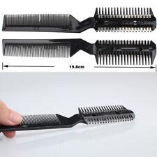 UN3F New Pet Hair Trimmer Grooming Comb 2 Razor Cutting