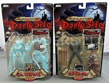 Marvel History The Dark Side VERMIN & DR STRANGE Action Figure Preview Exclusive