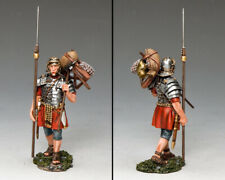 KING AND COUNTRY Romans - The Marching Legionary with Marius Mule ROM013